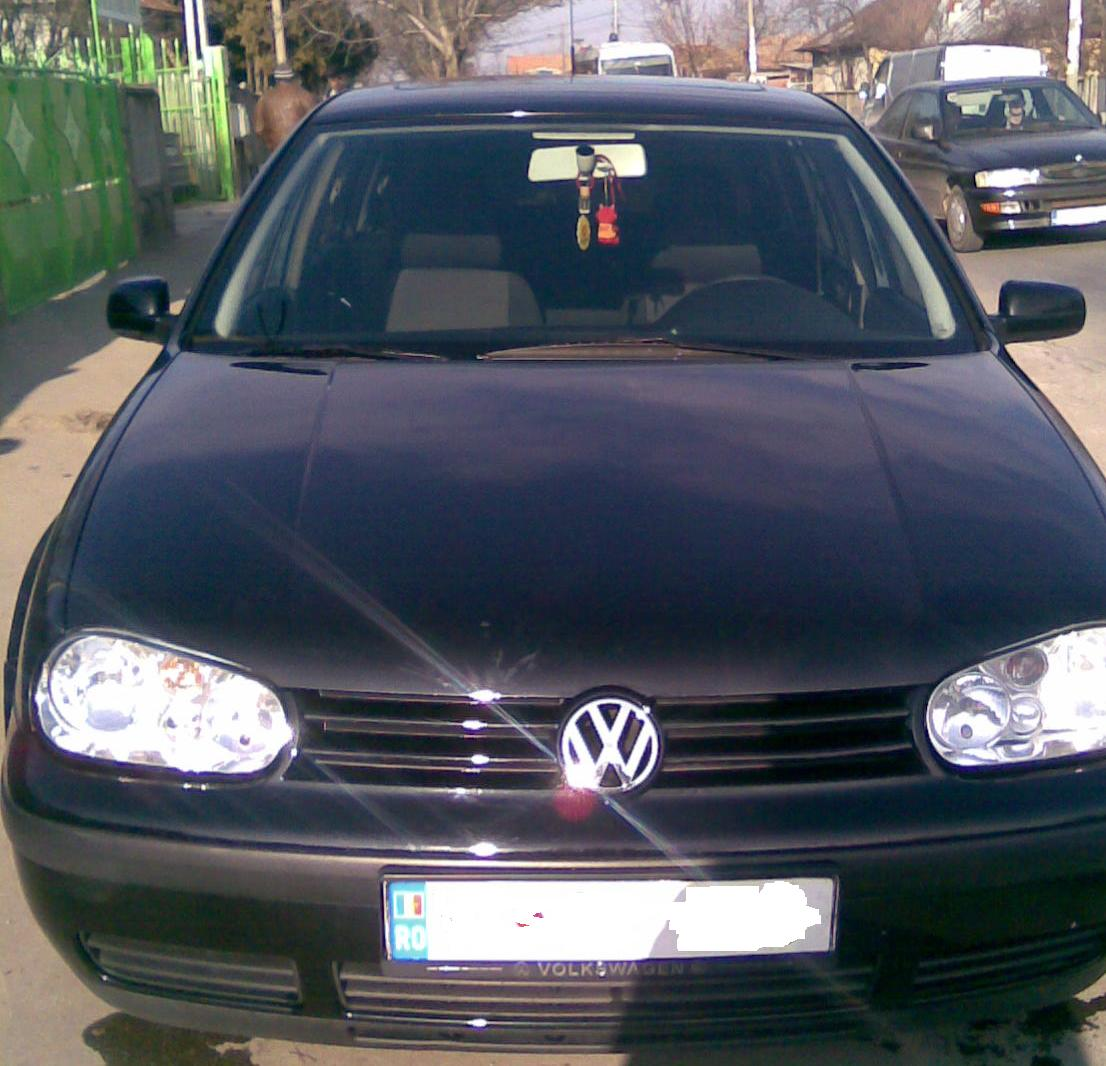 Vind Vw golf 4 euro4