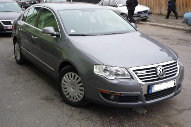 Vw passat 1,9 tdi model bluemotion an 2008