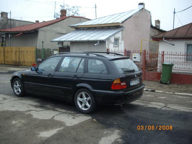 Vand bmw 318diesel model 2003