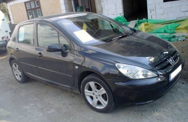 Vand peugeot 307 hdi an 2003