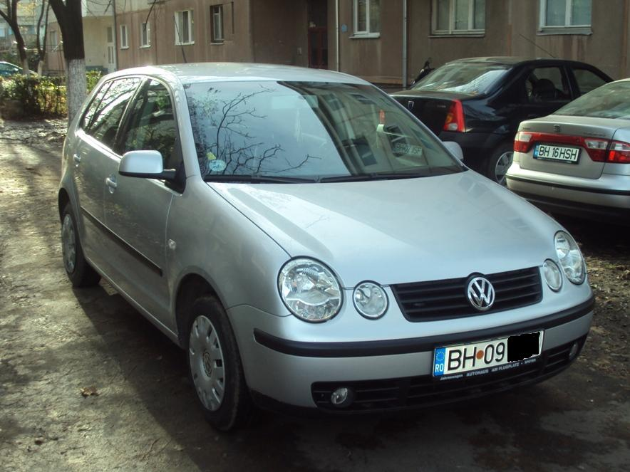 Vind vw polo 1,2i an 2002
