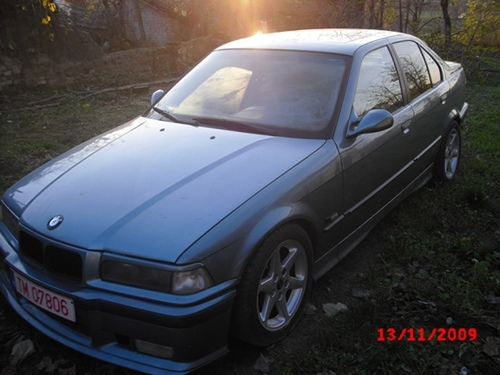 Vand bmw 318 tuning din 95