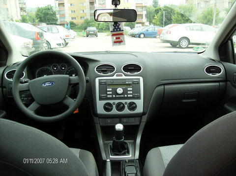 Vand  ford focus break an 2005 90cp inmatriculat
