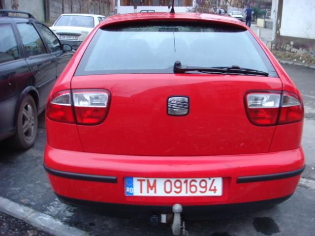 Vind seat leon 1,9 tdi an 2001