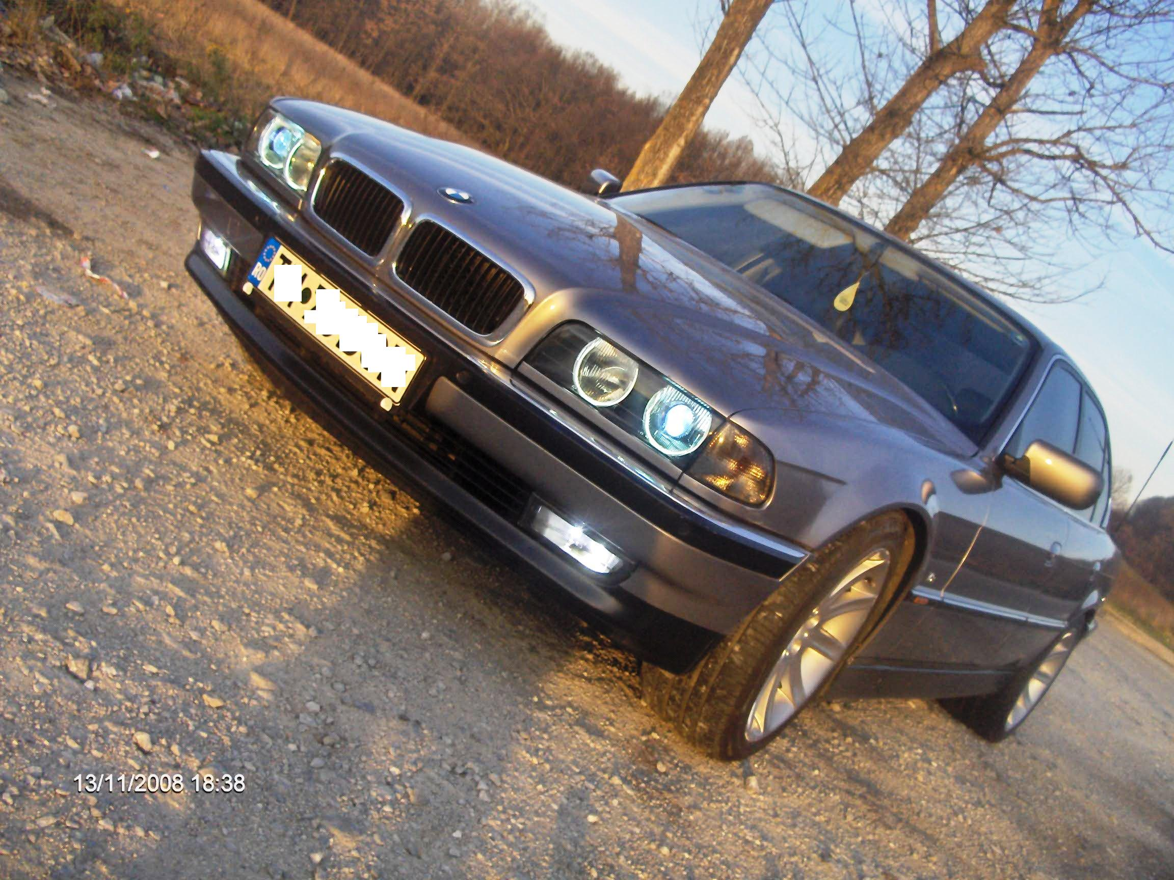 Vind saus chimb bmw 730 v8 ie tiptronic