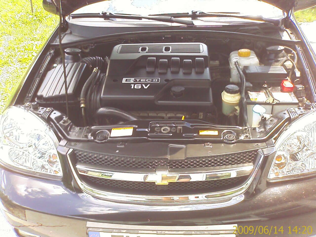 Vind sau schimb Chevrolet lacetti 1.6 an 2006