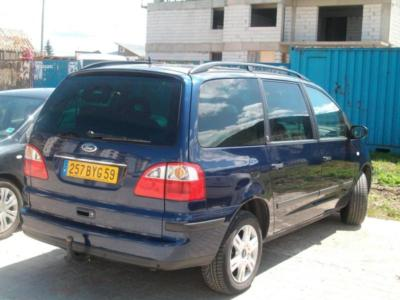 Vand ford galaxy