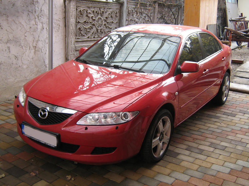 Vand mazda 6 diesel din 2004 full option
