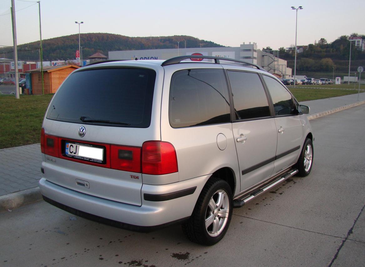 Sharan 1,9 tdi  an 2004