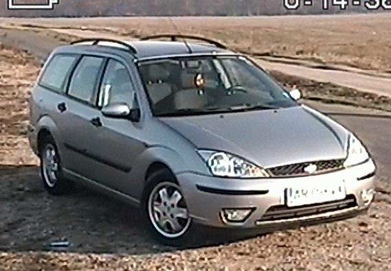 Vind ford focus 1,8tdci combi 2003 inmatriculat