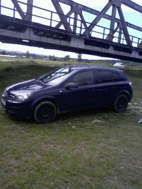 Opel astra h diesel din 2005