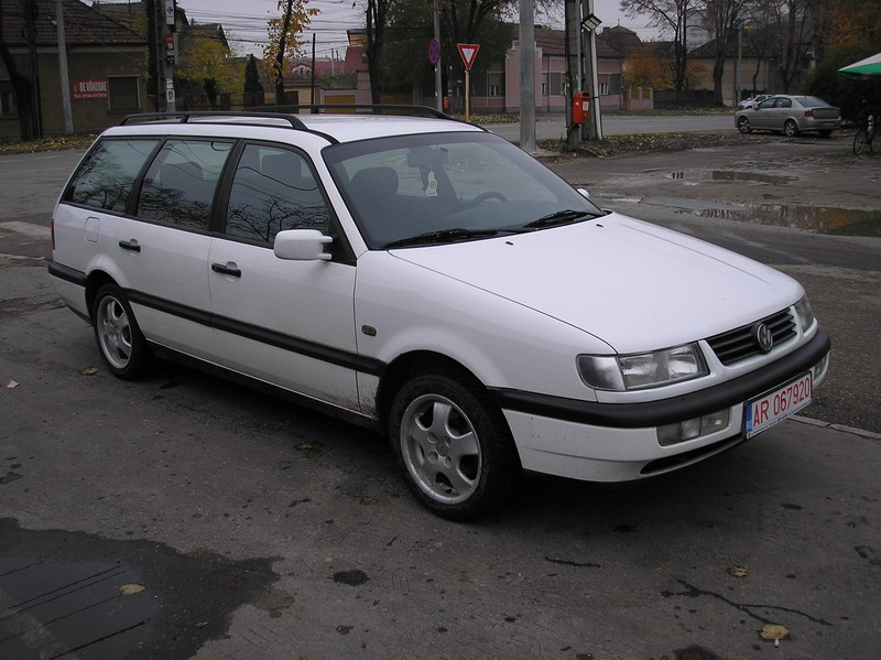 Vind passat variant 1,9 tdi euro2 an 1996