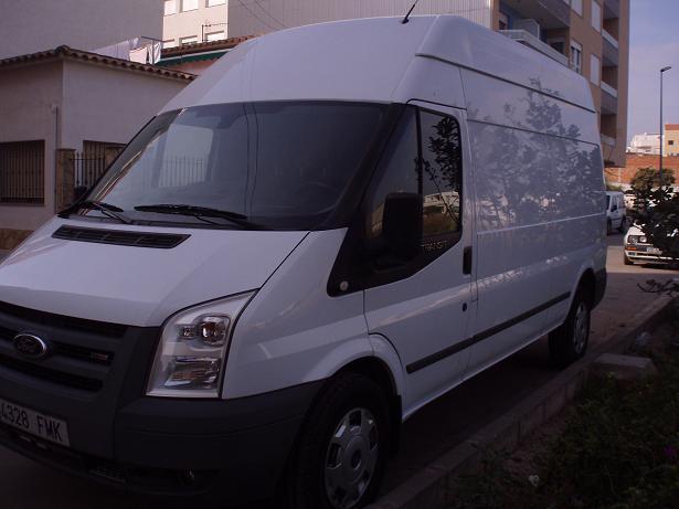 Autoutilitara Ford transit t 350 2500cmc 140cp an 2007 euro4