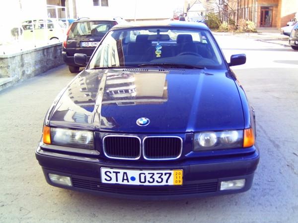 Vind bmw 316 coupe din 1996