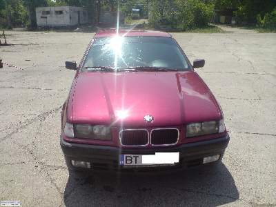 Vand bmw 316i inmatriculat in 2009