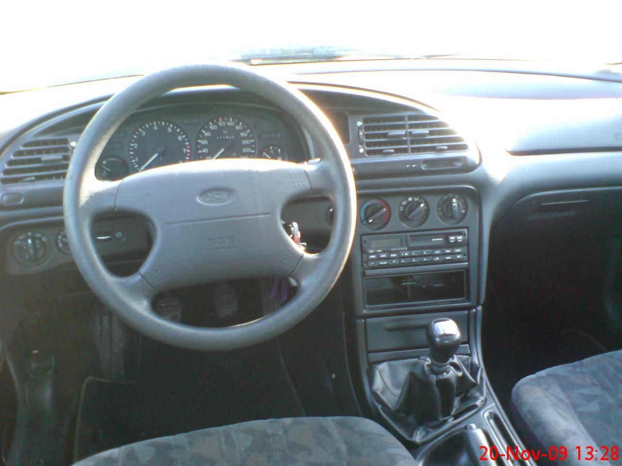Mondeo 1.6 benzina  euro 2 import germania 2009