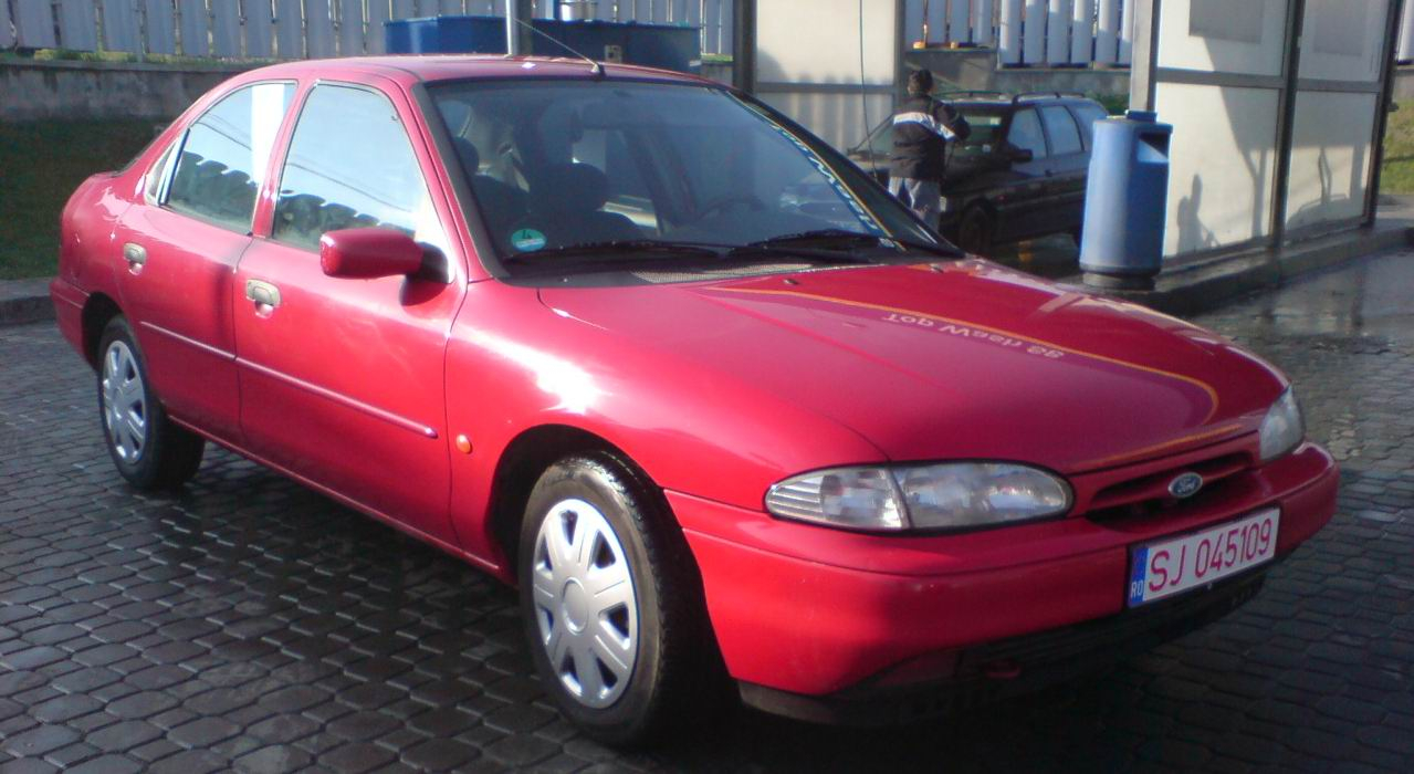 Mondeo 1.6 benzina  euro 2 import germania 2009