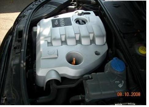 Vind Audi a4 1900 tdi 131cp din 2001
