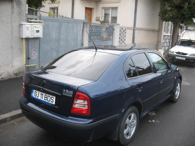 octavia 2002 110cp