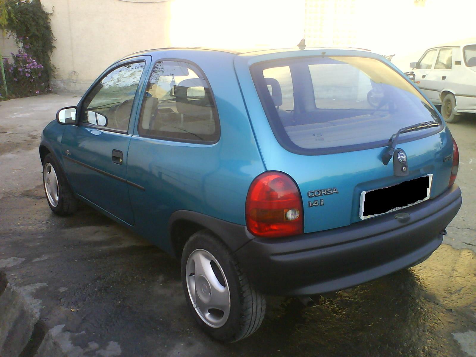 Vind corsa b 1.4i benzina an 1995 euro2 2 usi