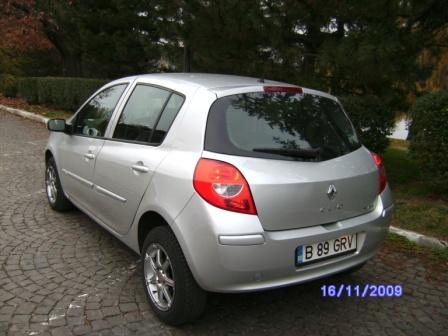 Clio 1,5 dci an 2007