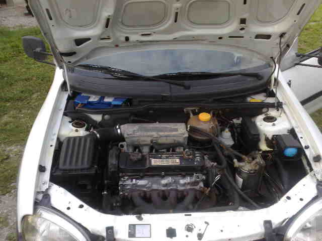 Autoutilitara Combo 1.7 diesel an 1995 inmatriculata ro