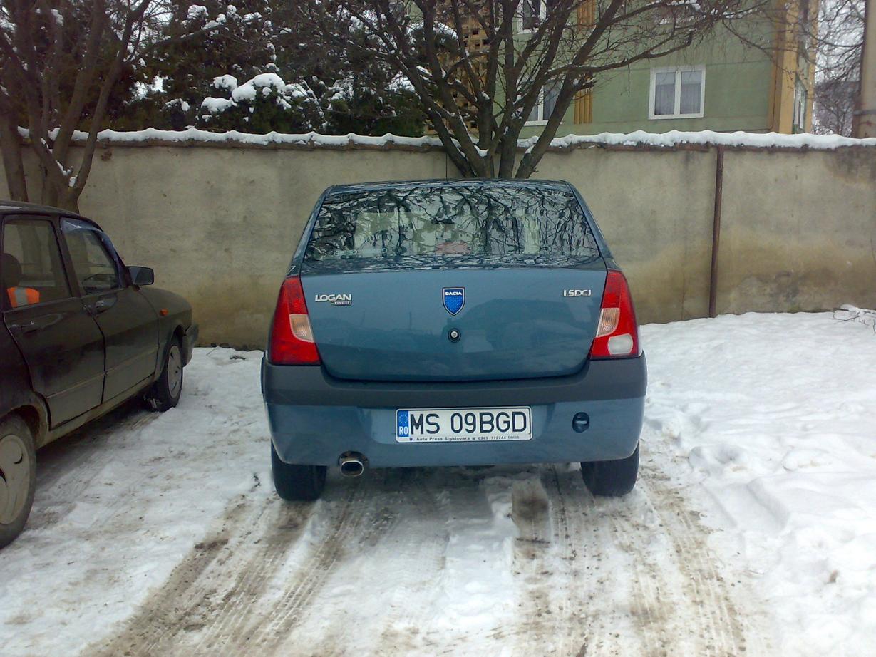 Dacia logan ambiance 1.5dci 2008