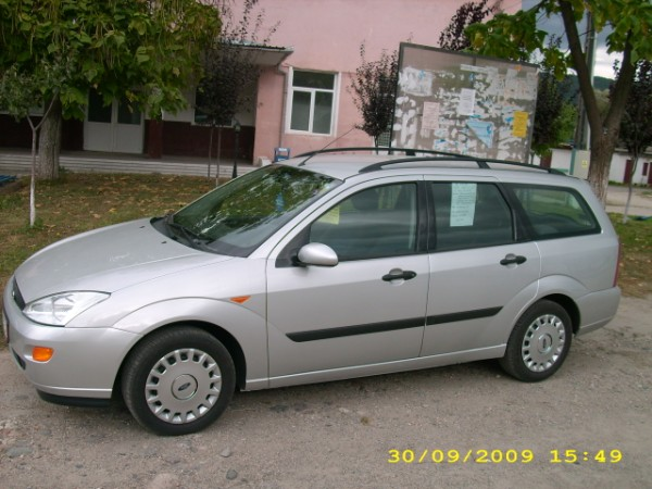 Vand ford focus euro4