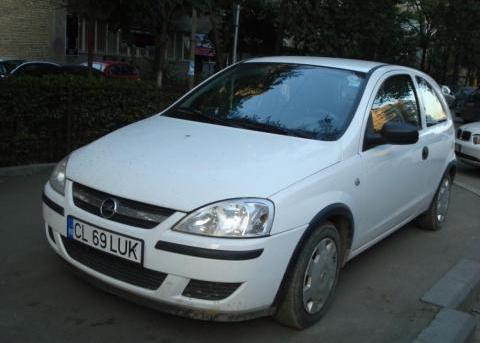 Opel corsa c euro4 2009