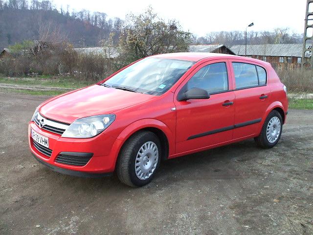 Opel astra  h 1,3cdti 90cp an 2006 de vinzare