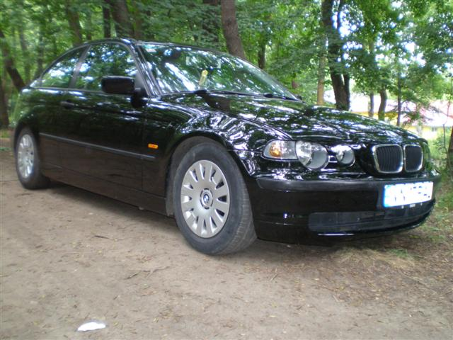 Vind bmw 316 coupe 1800cmc an 2002