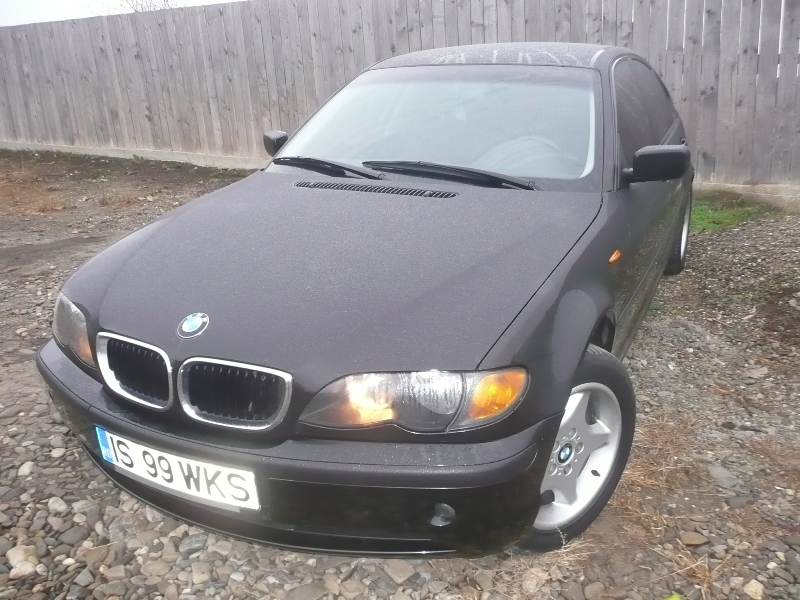Vind Bmw 318d berlina an2004