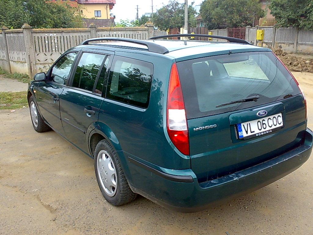 Vind ford mondeo 2,0 tddi an200 diesel inmatriculat