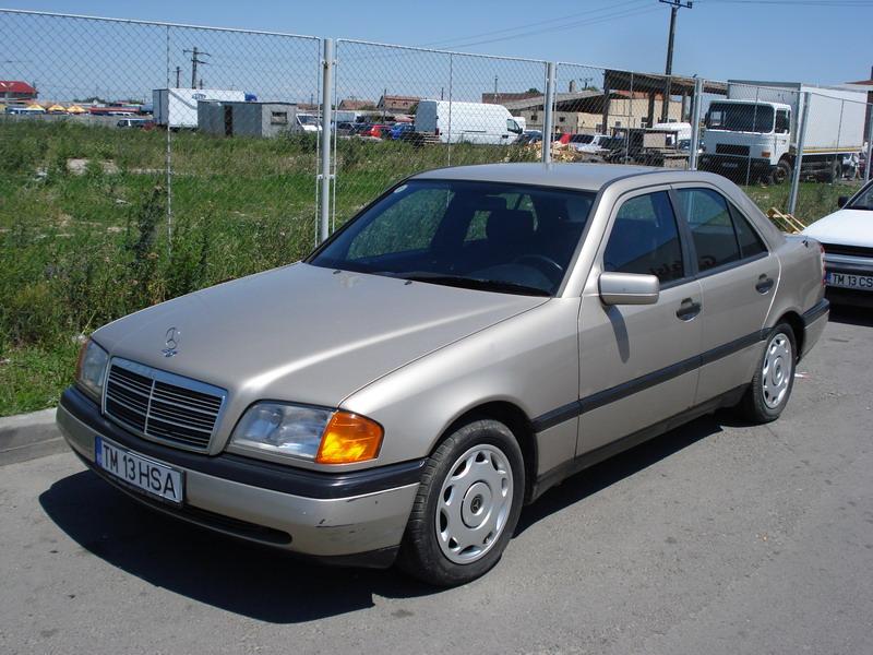 Mercedes c200 an1994 motor 1996cmc 135cp