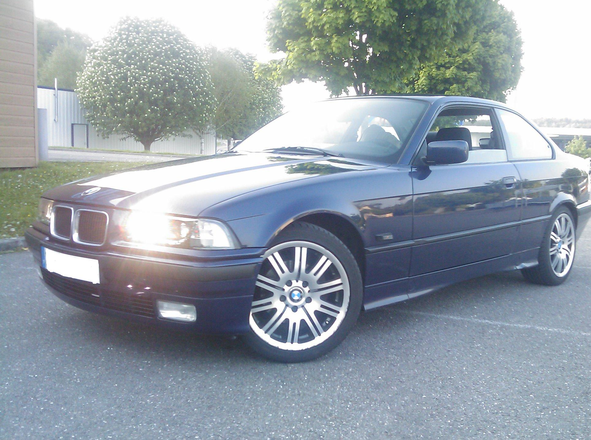 Vind bmw 318 is coupe/avus 150cp