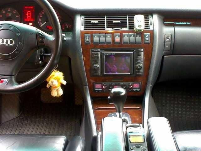 Vind Audi s8 din 1998 350cp